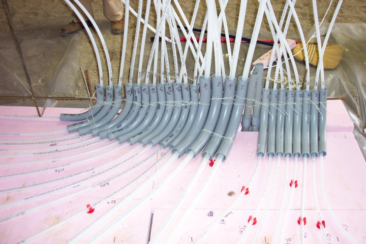 In Floor Heat Tubing Gurus Floor